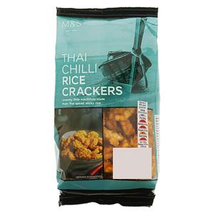 Thai Style Rice Crackers 150g