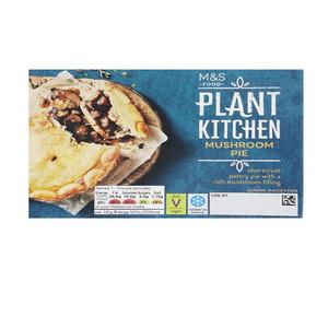 Plant Kitchen Mushroom Pie 250g