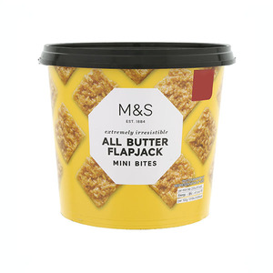 All Butter Flapjack Mini Bites 320g