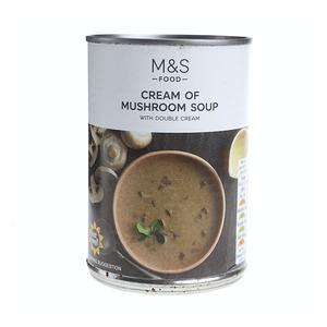 Cream Of Mushroom Soup 400g