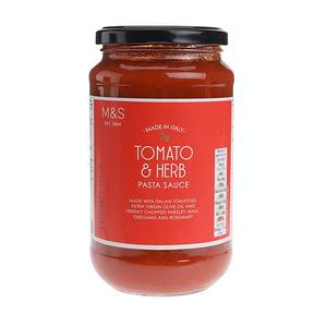 Tomato & Herb Pasta Sauce 550g