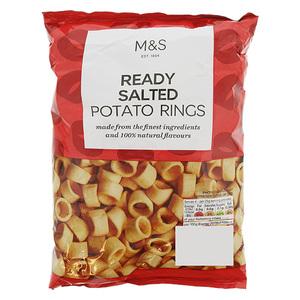 Potato Rings 100g