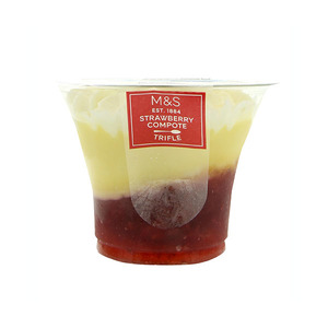 Extremely Fruity Strawberry Trifle 150g