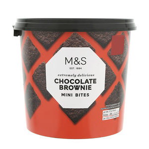 Chocolate Brownie Mini Bites 235g