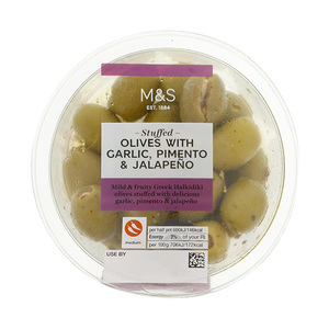 Stuffed Olives with Garlic 170g