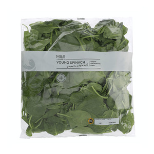 Young Spinach 240g