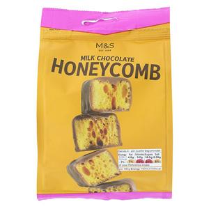 Milk Chocolate Honeycomb 120g