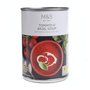 Tomato & Basil Soup 400g