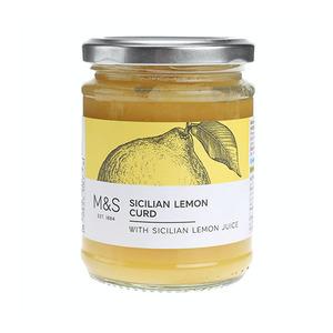 Sicilian Lemon Curd 325g