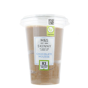 Chocolate Mousse 70g