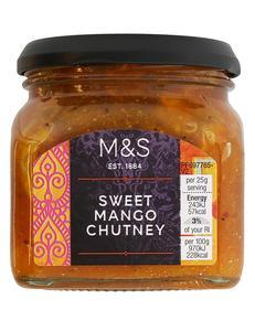 Sweet Mango Chutney 300g