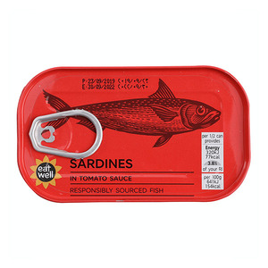 Portuguese Sardines In Tomato Sauce 120g