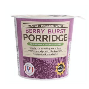 Berry Burst Porridge 70g