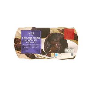 Melting Middle Chocolate Puddings 310g