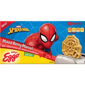Eggo Waffles Spiderman Mixed Berry 348.69g