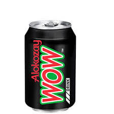 Alokozay Drink Wow Regular 355ml