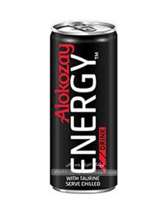 Alokozay Drink Energy Regular 250ml