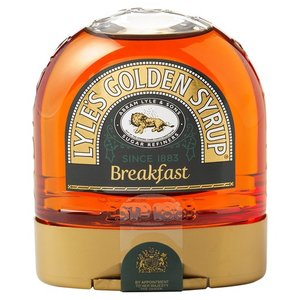 Lyles Golden Syrup Breakfast 340g
