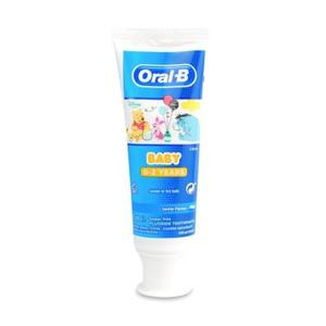 Oral B Toothpaste Baby 0 To 2 Years 75ml