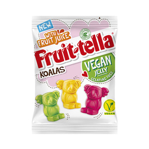 Fruittella Vegan Jellies Koalas 150g