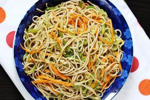 Noodles Egg Vegetable 450g