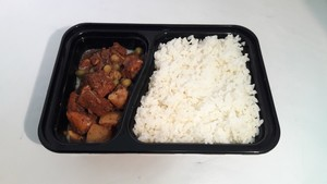 Rice With Chicken Adobo 470g