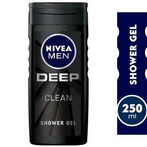 Nivea Shower Gel Men Deep 2x250ml