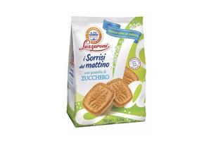 Sorrisi Del Mattini Biscuits With Granulated Sugar 700g