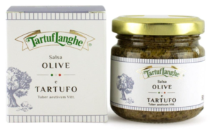 Tartuflanghe Olives And Truffle Spread 90g