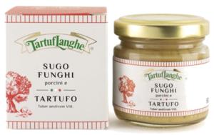 Porcini Mushrooms Sauce With Truffle 90g