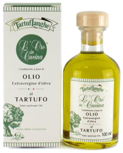 Extra Virgin Olive Oil With Summer Truffle 100ml