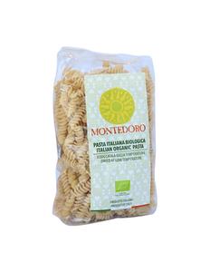 Montedoro Organic Wheat Semolina Fusilli 500g