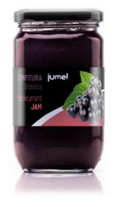 Jumel Blackcurrant Extra Jam 360g