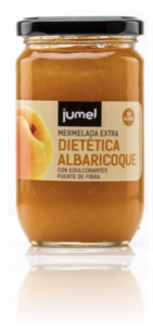 Jumel Diet Extra Apricot No Sugar Jam 280g