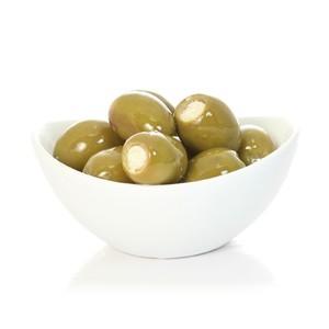 Green Olive Stuffed Cheese 100g