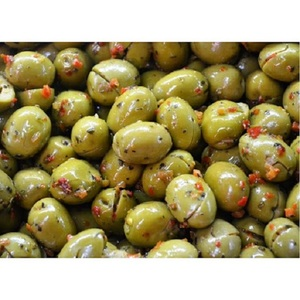Green Olive Spicy Morocco 100g