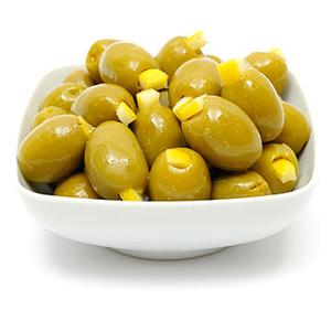 Green Olive Lemon Morocco 100g
