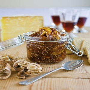 Fig With Nuts Jam 100g