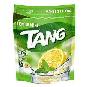 Tang Lemon Mint Pouch 375g