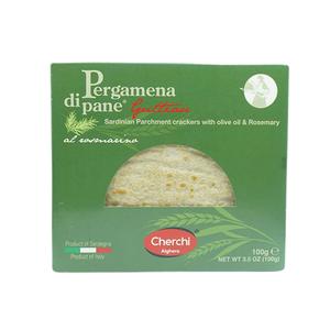 Cherchi Pergamena Di Pane Crispy Bread With Rosemary 100g