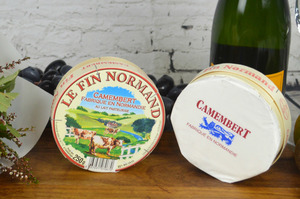 Camembert Le Fin Normand Past 250g