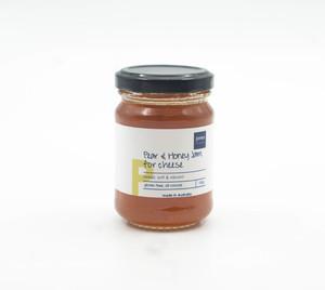 Jones Pear & Honey Jam 150g
