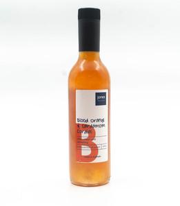 Jones Blood Orange & Cardamom Cordial 375ml