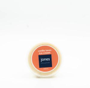 Jones Vanilla Bean Ice Cream 240ml
