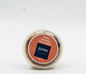 Jones Funky Monkey Ice Cream 240ml