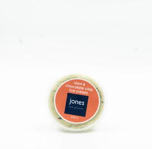 Jones Mint And Chocolate Chip Ice Cream 240ml