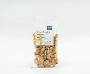 Jones Honey Roasted Cashew 100g