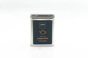 Jones Peppermint Herbal Tea 50g