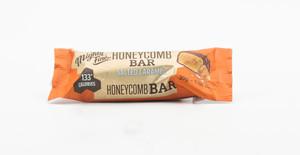 Mighty Fine  Salted Caramel Honeycomb Bar Gluten Free 43g