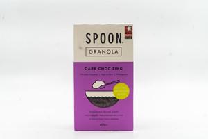 Spoon Cereal Dark Chocolate Granola 400g